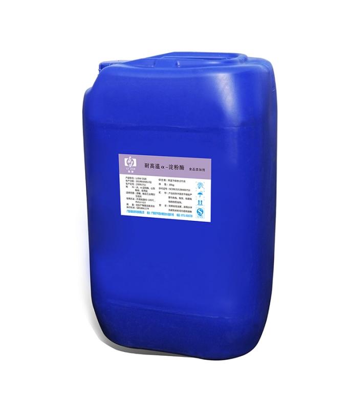 耐高温淀粉酶LJSW-D18